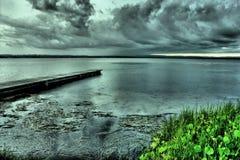 Tuggerah storm Royaltyfri Fotografi