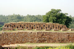 Tughlaqabad fort, New Delhi Fotografia Stock