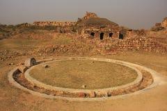 Tughlaqabad Fort, New Delhi Stock Photography