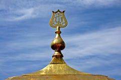 Tugra-sultão Foto de Stock