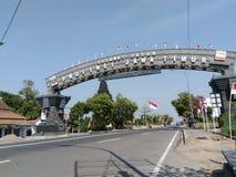 Tugu Jawa Tamerlán fotografía de archivo libre de regalías