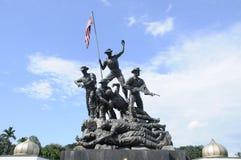 Tugu Negara a K A Monumento nacional em Malásia Imagem de Stock