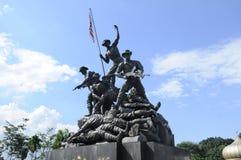 Tugu Negara a.k.a. National Monument in Malaysia Stock Image