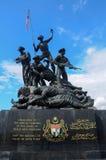 Tugu Negara a.k.a. National Monument in Malaysia Stock Photos