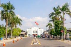 Tugu Station royalty free stock photography