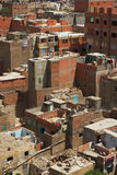 Tugurios de El Cairo imágenes de archivo libres de regalías