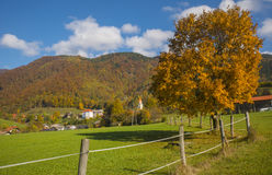 Tuhinj, Kamnik, Slovenië Royalty-vrije Stock Afbeeldingen