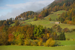 Tuhinj Kamnik, Slovenien Arkivfoton