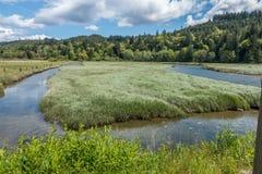 Tuhuya河1 免版税库存图片