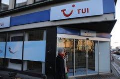 TUI agencja podróży obrazy royalty free