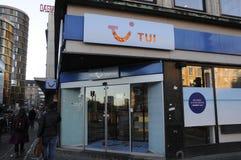 TUI agencja podróży zdjęcie royalty free