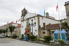 Tui, Galicia, Spain Stock Photo