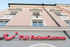 TUI ReiseCenter Photographie stock libre de droits