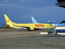 Tuifly Boeing 737 800 D ATUI Stock Photos