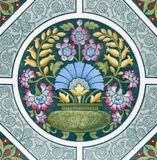 Tuile antique d'arts et de métiers Image libre de droits