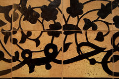 tuile arabe Image stock