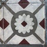 Tuile décorative de style marocain Photo stock