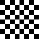 Tuile d'échecs Photo libre de droits