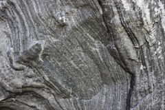 Tuile de granit avec une fente, comme la texture d'une pierre Photographie stock