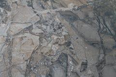 Tuile de marbre IV Images libres de droits