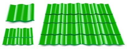 Tuile de toit Photo libre de droits