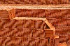 Tuile de toit Photographie stock libre de droits