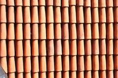 Tuile de toiture Photographie stock libre de droits