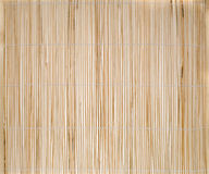 tuile en bambou Image stock