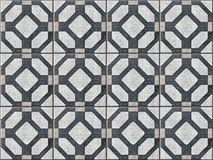 Tuile en céramique avec des formes sans couture et géométriques illustration de vecteur