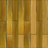 Tuile sans couture de planche en bois dure Photos libres de droits