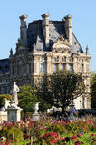Tuileries garden Royalty Free Stock Photos