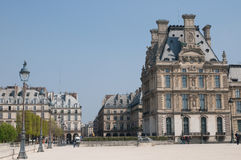 Tuileries Garden in Paris Royalty Free Stock Images