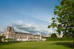 Tuileries garden in Paris Royalty Free Stock Image