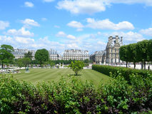 Tuileries Garden in Paris, France Stock Photography