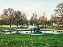Tuileries Garden, Paris, France Stock Photography