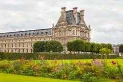 Tuileries garden Stock Image