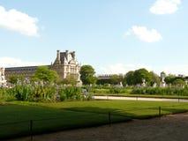 Tuileries Garten, Paris stockbild