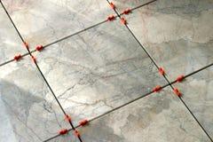 Tuiles 4 de marbre Image libre de droits