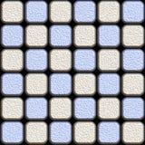 tuiles argentées bleues illustration libre de droits