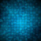 Tuiles - bleu Photos libres de droits