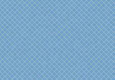 Tuiles bleues illustration libre de droits