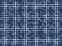 Tuiles bleues Image libre de droits