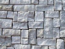Tuiles carrées en pierre Photo libre de droits