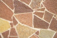 Tuiles décoratives de Brown Images stock