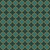 Tuiles d'ornamental de vecteur Images libres de droits