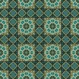 Tuiles d'ornamental de vecteur Image libre de droits