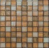 Tuiles de mosaïque Photo stock