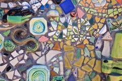 Tuiles de mosaïque photographie stock