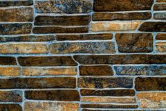 Tuiles de mur NON 02 photographie stock libre de droits