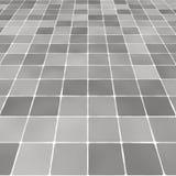 Tuiles de perspective Photos stock